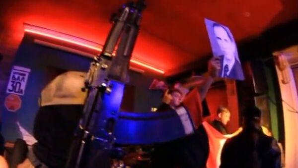 Ukrayna'daki Neo-Nazilerin 'Kanlı Papaz Balosu' - Sputnik Türkiye