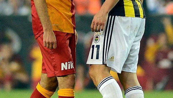 Galatasaray-Fenerbahçe - Sputnik Türkiye