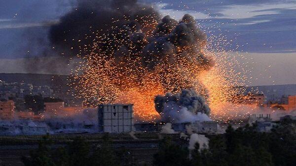 IŞİD Musul'daki askeri noktalara saldırdı - Sputnik Türkiye