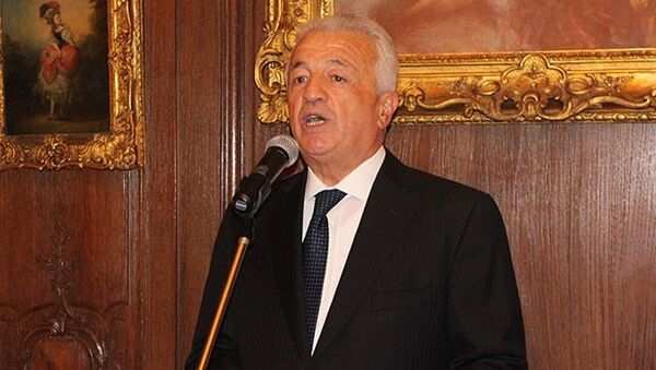 Türkiye'nin Paris Büyükelçisi Hakkı Akil - Sputnik Türkiye