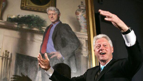 Eski ABD Başkanı Bill Clinton - Sputnik Türkiye