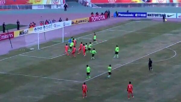 Çinli futbolcudan Maradona golü! - Sputnik Türkiye