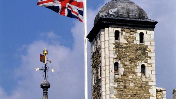Büyük Britanya Bayrağı - Sputnik Türkiye