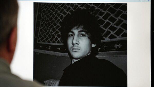 Boston Maratonu bombacısı Cohar Tsarnaev - Sputnik Türkiye