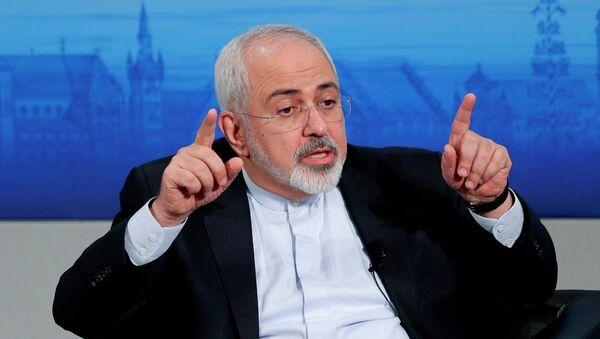 İran Dışişleri Bakanı Muhammed Cevad Zarif - Sputnik Türkiye