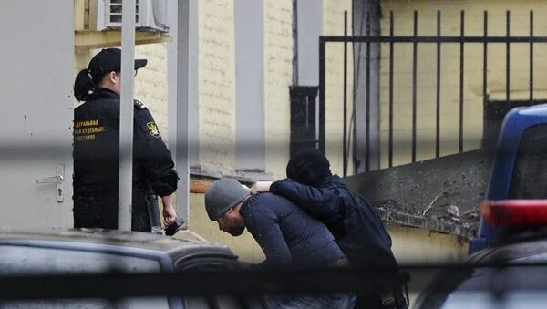 Boris Nemtsov cinayeti zanlısı - Sputnik Türkiye