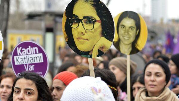 8 Mart Dünya Kadınlar Günü - Sputnik Türkiye