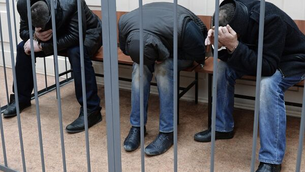 Boris Nemtsov cinayeti - Sputnik Türkiye