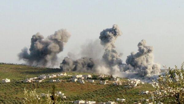 Suriye'nin Rakka kenti - Sputnik Türkiye