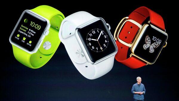 Apple Watch - Sputnik Türkiye