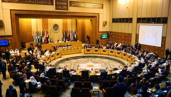 İsveç Dışişleri Bakanı Margot Wallström'un Arap Birliği Zirvesi'nde konuşma yapmasına izin verilmedi. - Sputnik Türkiye