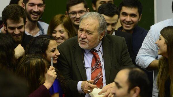 Prof. Dr. İlber Ortaylı - Sputnik Türkiye