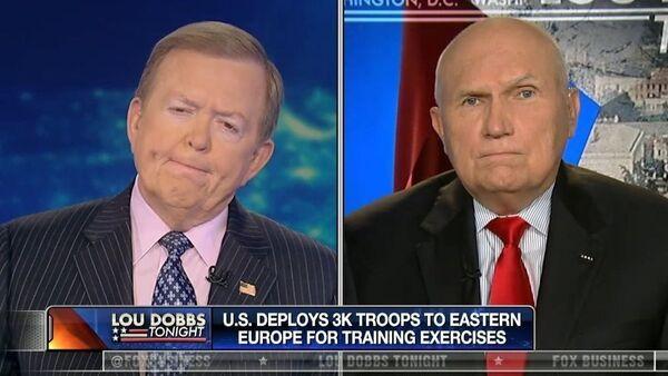 Fox News. Abdli subay - Sputnik Türkiye