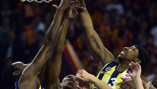 Galatasaray Odeabank - Fenerbahçe - Sputnik Türkiye
