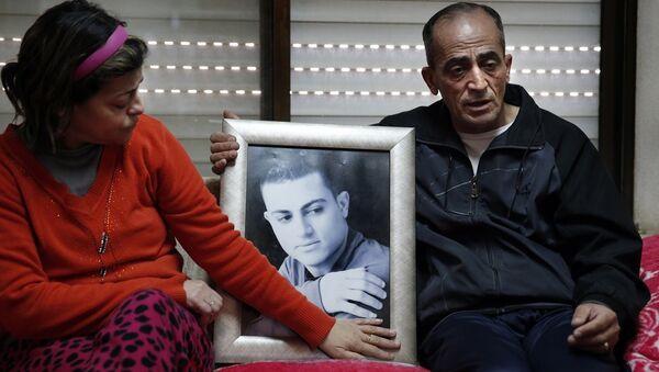 IŞİD'in Mossad ajanı olmakla suçladığı Filistinli Muhammed Said İsmail Musellem - Sputnik Türkiye