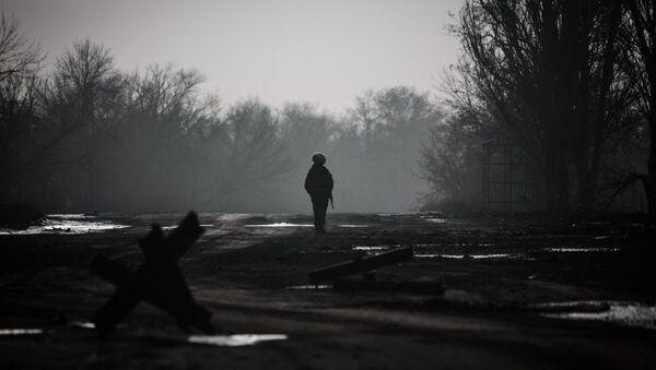 Donbass, yol - Sputnik Türkiye