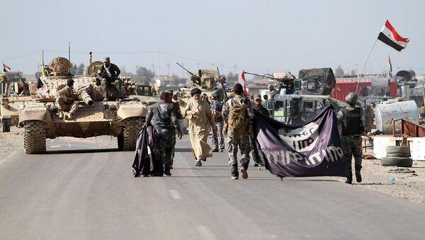 Irak ordu birlikleri - Sputnik Türkiye