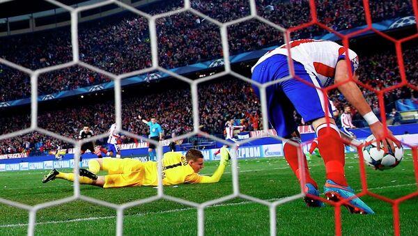 Atletico Madrid - Bayer 04 Leverkusen - Sputnik Türkiye