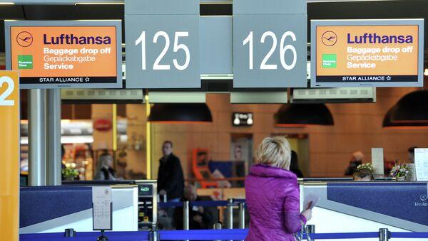 Alman havayolu şirketi Lufthansa - Sputnik Türkiye