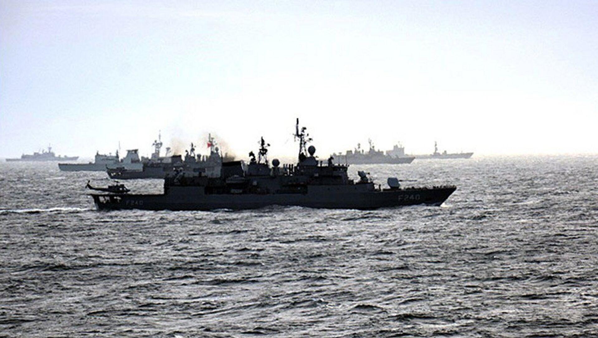 Karadeniz'de NATO tatbikatı - Sputnik Türkiye, 1920, 06.05.2021