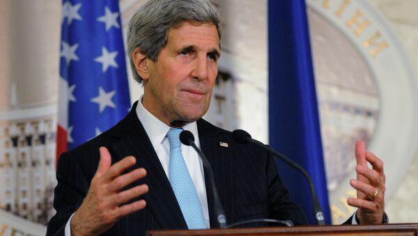 John Kerry - Sputnik Türkiye