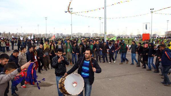 Nevruz kutlamaları - Sputnik Türkiye