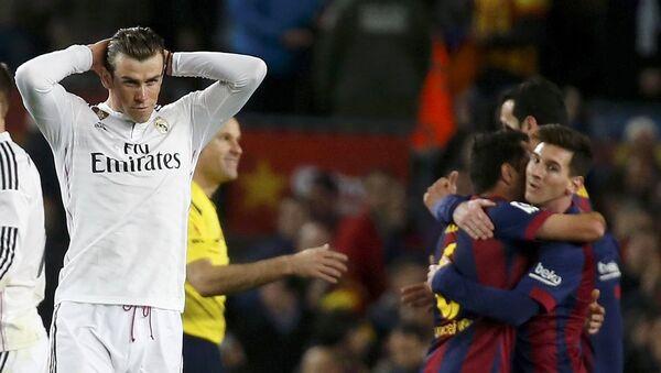 Real Madrid- Barcelona - Sputnik Türkiye