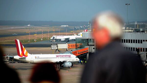 Germanwings havayolu şirketi - Sputnik Türkiye