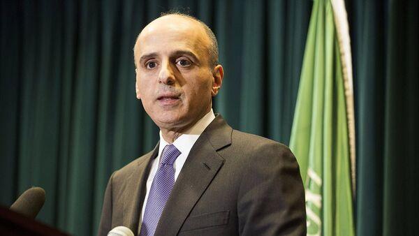 Suudi Arabistan'ın Washington Büyükelçisi Adil el-Cubeyr, operasyonun amacının mevcut hükümeti korumak olduğu açıklandı. - Sputnik Türkiye