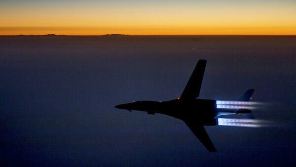 ABD hava kuvvetleri - Sputnik Türkiye