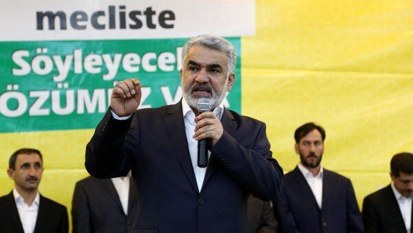 Hüda Par seçimlere bağımsız adaylarla girecek - Sputnik Türkiye