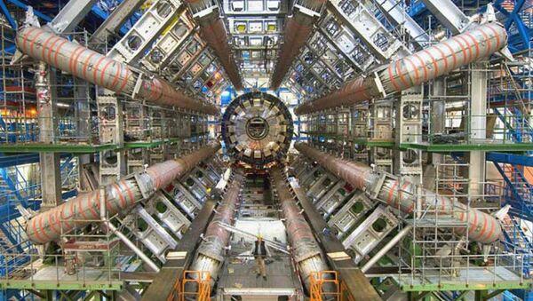 Büyük Hadron Çarpıştırıcısı - Sputnik Türkiye