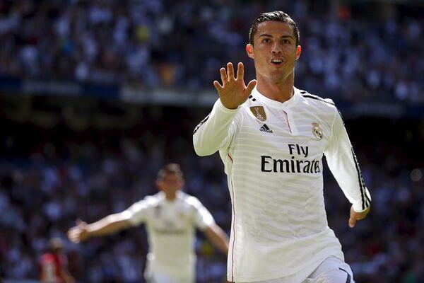 Cristiano Ronaldo-Real Madrid - Sputnik Türkiye