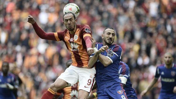 Galatasaray - Kardemir Karabükspor - Sputnik Türkiye