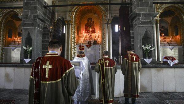 Diyarbakır Surp Gragos Ermeni Kilisesi - Sputnik Türkiye