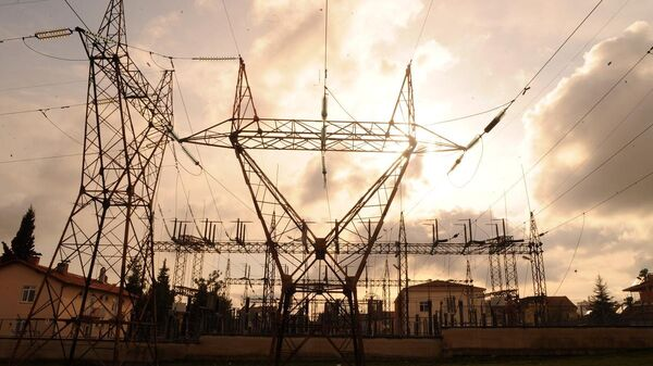 Türkiye'de elektrik kesintisi - Sputnik Türkiye