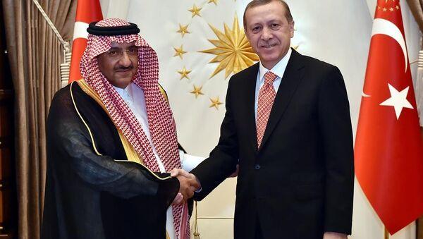 Muhammet Bin Naif Bin Abdülaziz - Sputnik Türkiye