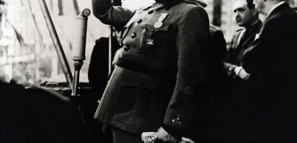 Francisco Franco - Sputnik Türkiye