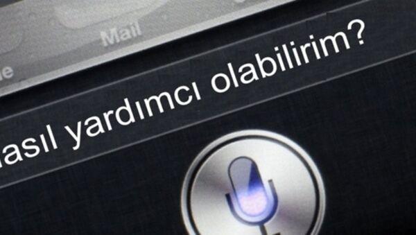 Apple iOS 8.3-Türkçe Siri - Sputnik Türkiye