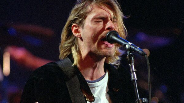 Kurt Cobain - Sputnik Türkiye