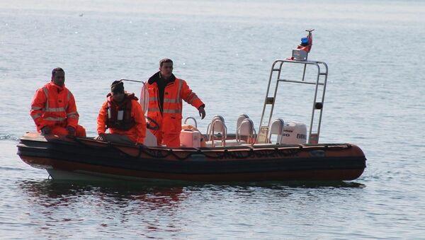 Balıkesir'de balıkçı  teknesi battı - Sputnik Türkiye