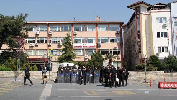 'Grup Yorum' müdahalesi - Sputnik Türkiye