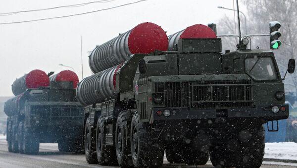 S-300 füze savunma sistemleri - Sputnik Türkiye