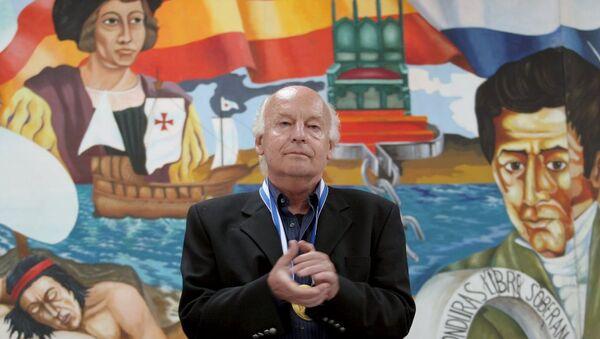Eduardo Galeano - Sputnik Türkiye