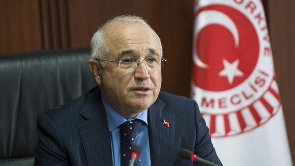 TBMM Başkanı Cemil Çiçek - Sputnik Türkiye
