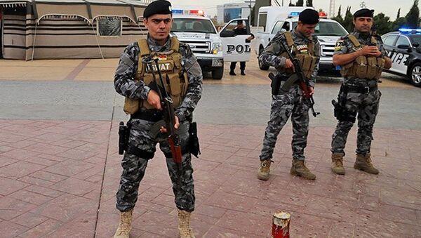 Irak polisi - Sputnik Türkiye