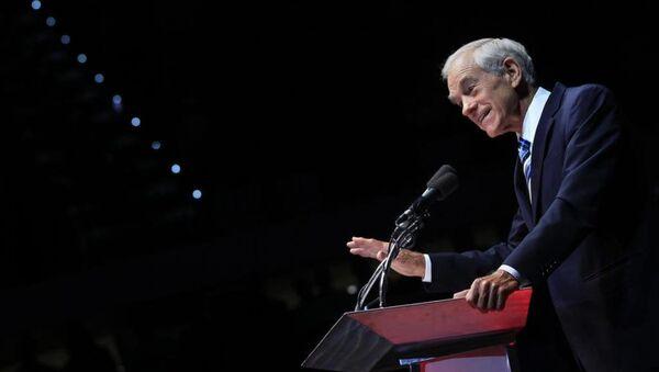 ABD'li siyasetçi Ron Paul - Sputnik Türkiye