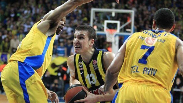 Fenerbahçe Ülker -Maccabi Electra - Sputnik Türkiye