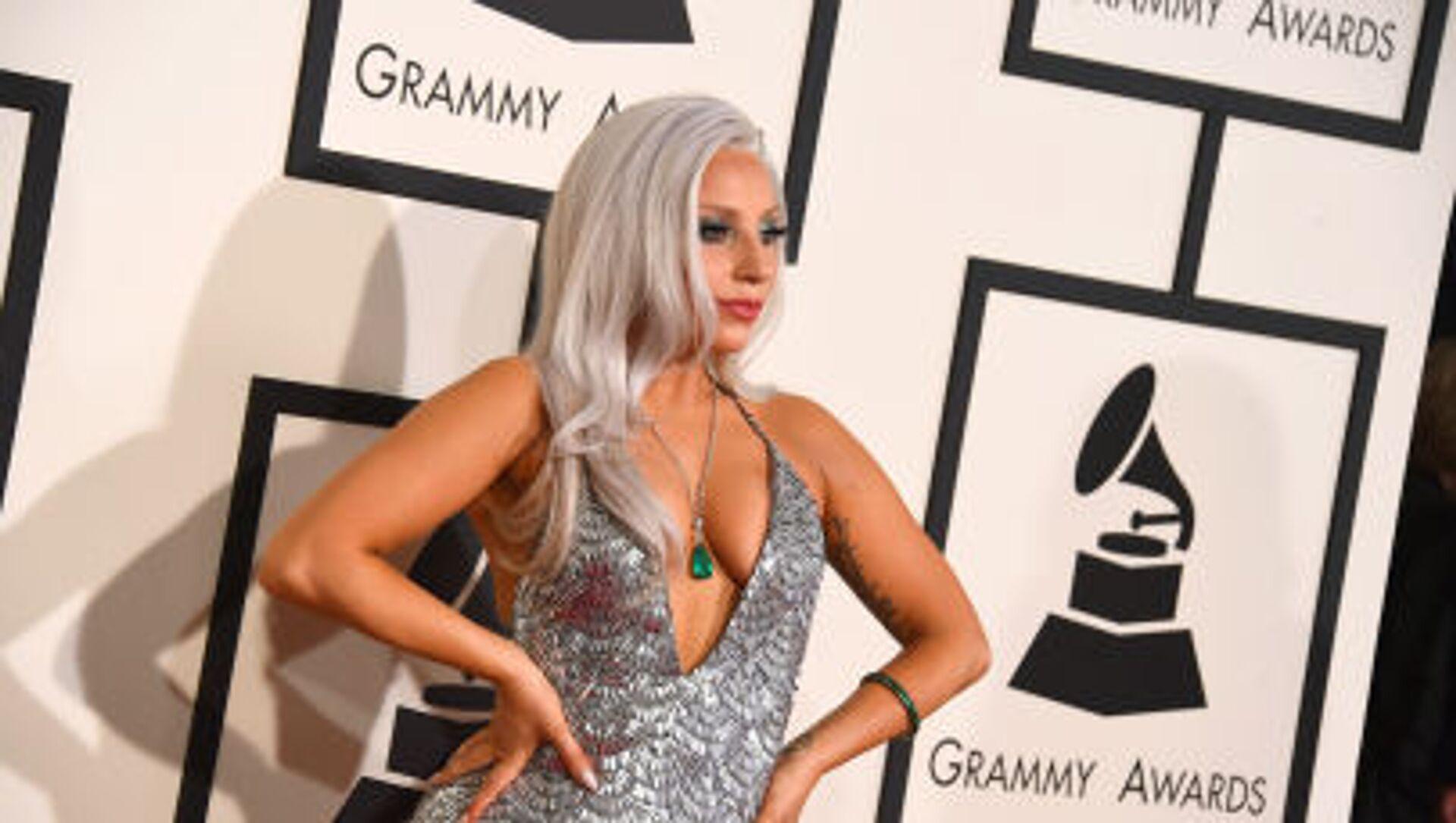 Американская певица Леди Гага в Лос-Анджелесе  - Sputnik Türkiye, 1920, 21.05.2021