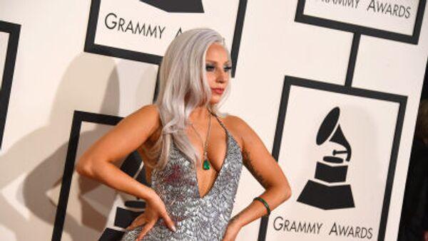 Американская певица Леди Гага в Лос-Анджелесе  - Sputnik Türkiye